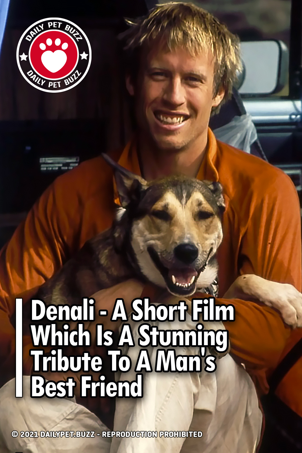 Denali - A Short Film Which Is A Stunning Tribute To A Man\'s Best Friend