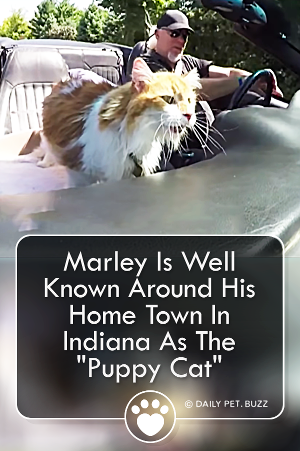 Marley Is Well Known Around His Home Town In Indiana As The \