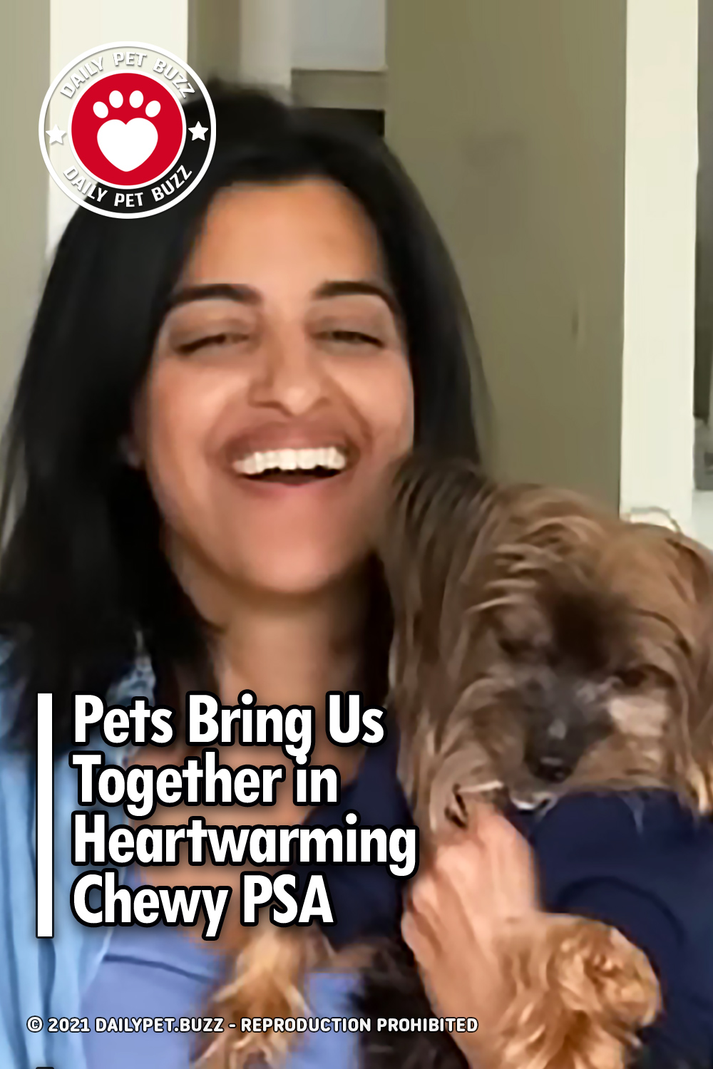 Pets Bring Us Together in Heartwarming Chewy PSA